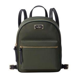 Kate Spade Wilson Road Evergreen Backpack